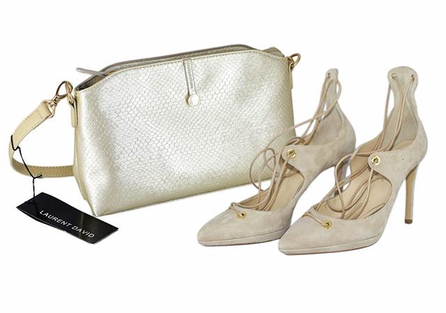 کیف و کفش مجلسی Doches-بزمینه