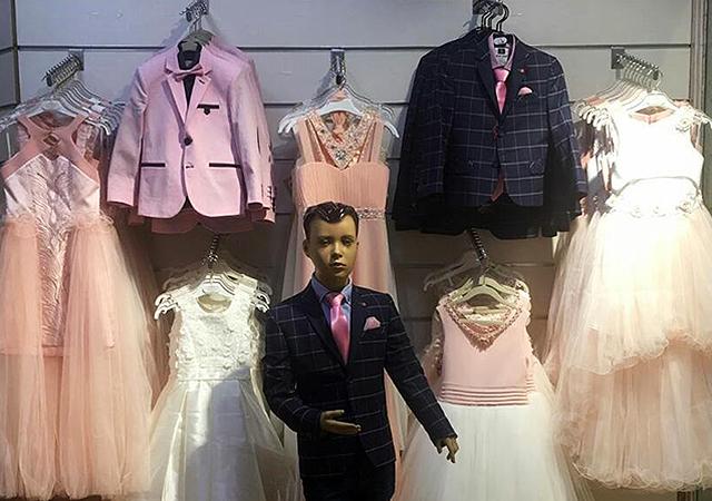 لباس مجلسی پسرونه-وبسایت بزمنیه