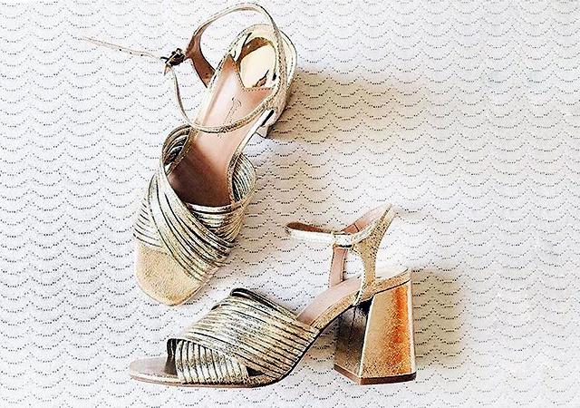 مزون فرشته ها کفش مجلسی-بزمینه