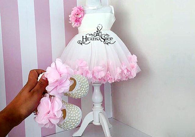 لباس کودک هدسا-بزمینه