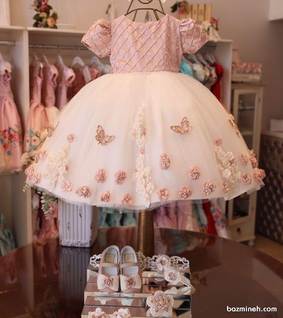 لباس مجلسی کودک مناسب برای جشن تولد