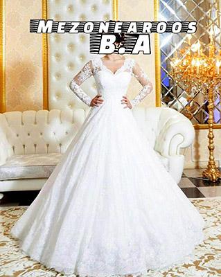 مزون لباس عروش B.A - بزمینه