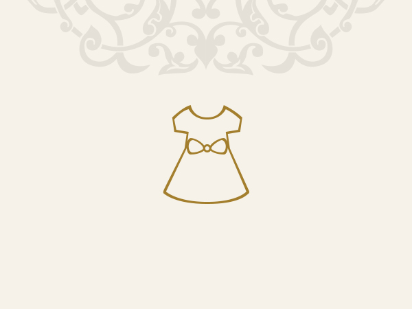 لباس کودک رنگارنگ-بزمینه