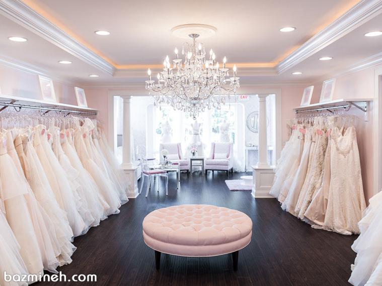 اشتباه عروس خانمها در هنگام خرید لباس عروس