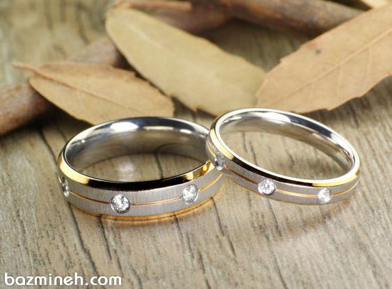 ترفندهایی برای انتخاب مدل و سایز حلقه نامزدی و ازدواج مناسب