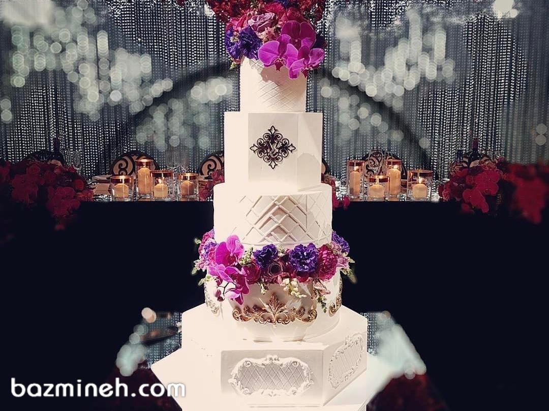 10 سوالی که باید از قنادی که کیک عروسیتان را درست میکند بپرسید