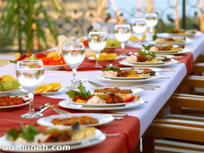 برنامهریزی برای داشتن یک منوی غذایی عالی