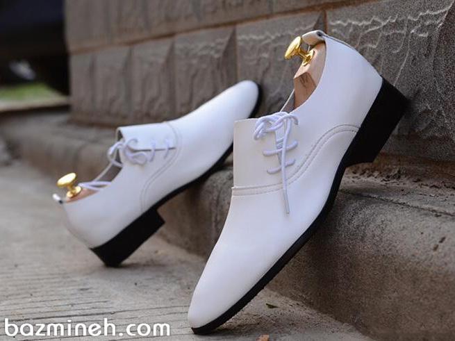 چرا انتخاب کفش دامادی در عروسی مهم است