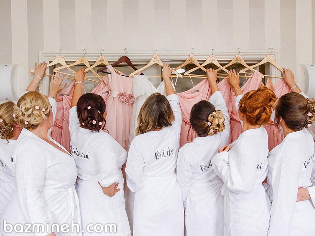 5 اقدامی که ساقدوشهای عروس خانم نباید انجام دهند