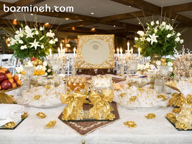 صفر تا صد خرید آینه و شمعدان برای سفره عقد و انواع آینه شمعدان عروسی