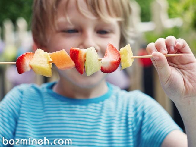 فینگرفود مناسب برای جشن تولد کودکان