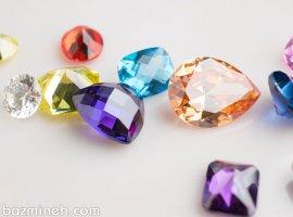 آشنایی با سنگ های زینتی و جواهرات - سری اول