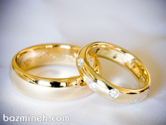 چه حلقه هایی امروزه در بین زوج ها محبوب هستند؟