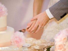 آداب و رسوم کیک جشن عروسی