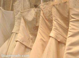 بایدها و نبایدها در انتخاب سبک و مدل لباس عروس