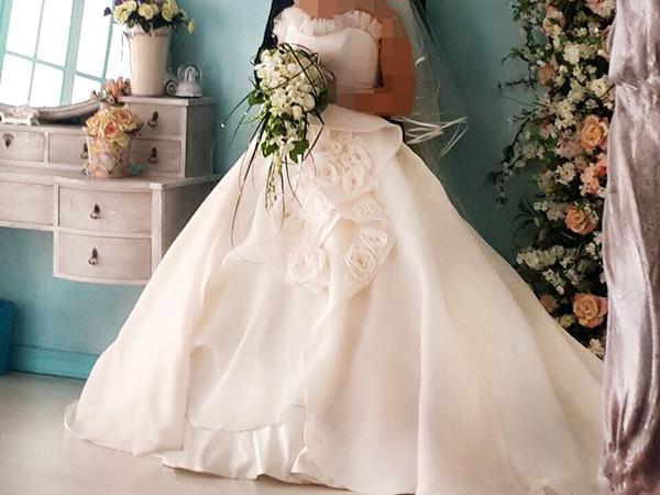 لباس عروس جوانه