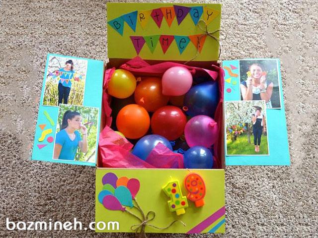 9 ایده برای سورپرایز کردن تولد عزیزانتان