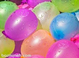 5 ایده جذاب برای بازی تولد با بادکنک آبی در فضای باز