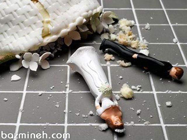 از غافلگیری در جشن عروسی جلوگیری کنید!