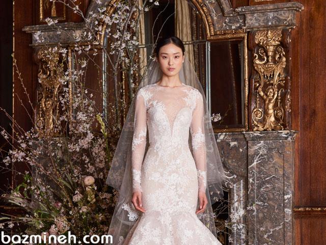 مدل های لباس عروس 2018