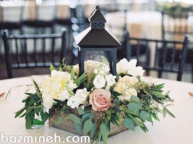 ایدههایی برای استفاده از گل و گیاه در تالار عروسی