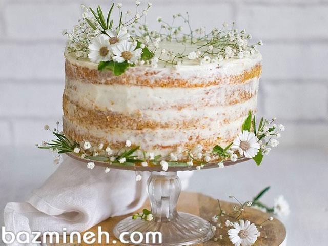 7 نکته برای انتخاب کیک عروسی