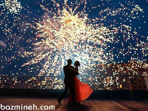 انواع آتش بازی و مراحل انجام آن در عروسی