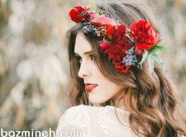 چرا قرار دادن تاج گل بر روی سر برای عروس خانم ها مرسوم است؟