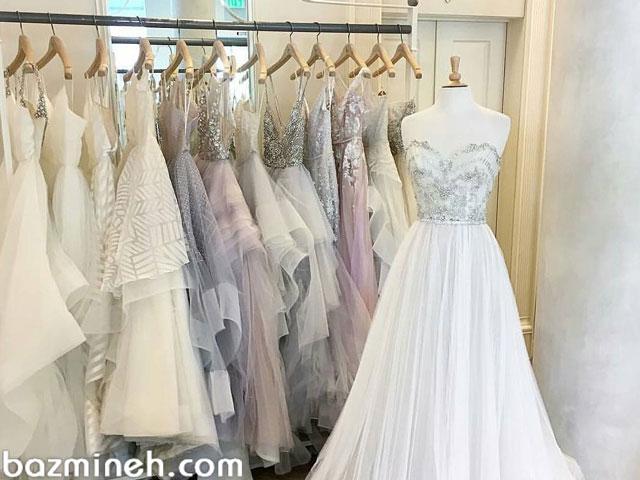 چگونه بعد از عروسی از لباس عروس تان محافظت کنید!