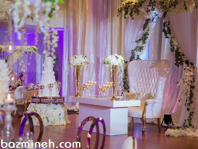 8 معیار برای ارزیابی تالار عروسی