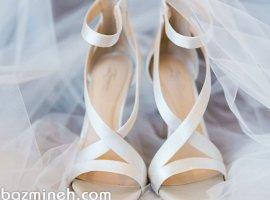 5 مدل کفش عروس خاص برای استایل کلاسیک