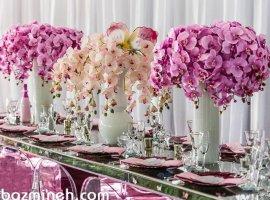 10 نکته برای ایجاد دکوری خاص برای جشن عروسی