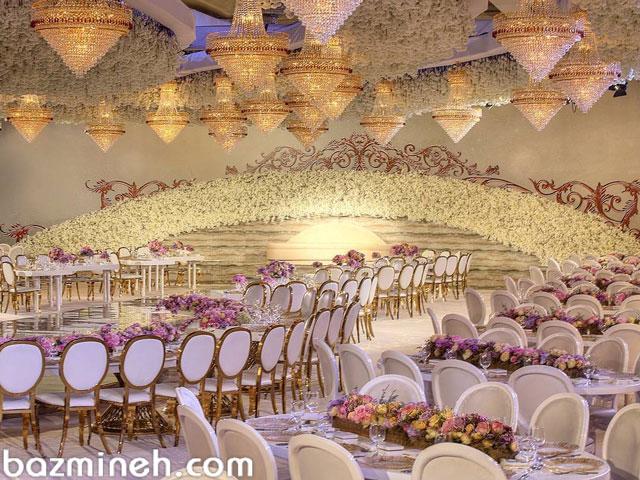 چگونه بهترین تالار را برای عروسی انتخاب کنیم؟