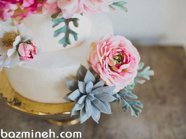 کیک های جذاب سبک بوهو