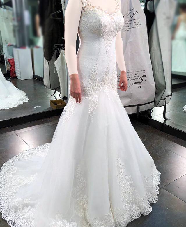مزون لباس عروس هستی
