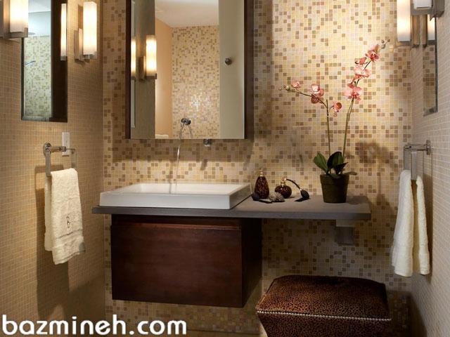 چک لیست خرید جهیزیه - دستشویی، حمام و شستشوی