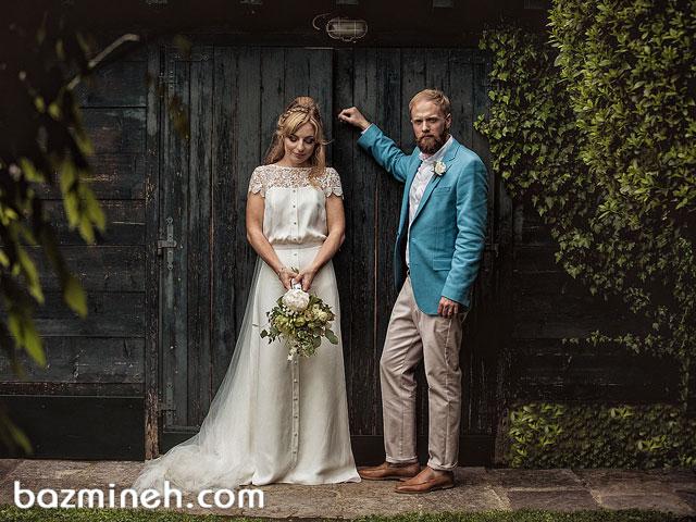عکاسی و فیلمبرداری عروسی به کمک بزمینه