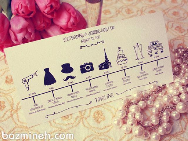 10 سوال لحظه آخری از کسب و کارهای عروسی