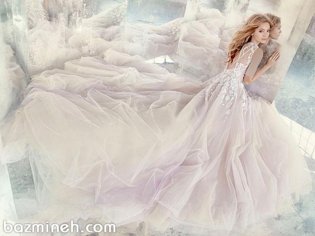 لباس عروس به سبک کلاسیک