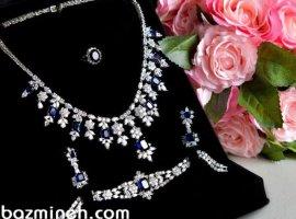 انتخاب سرویس طلا یا جواهر عروس