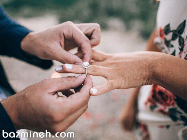 مدت عقد و نامزدی چقدر باشد؟