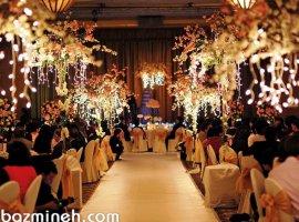 چگونه قبل از جشن عروسی از مهمانان راه دور پذیرایی کنیم؟