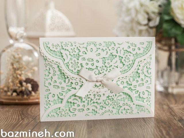 بهترین نمونه های کارت عروسی و نکاتی در مورد خرید آن