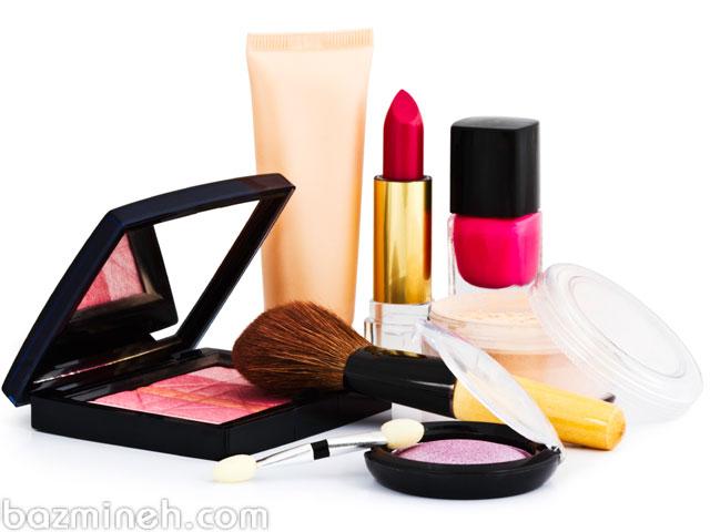 آموزش مرحله به مرحله آرایش صورت - پایه آرایش