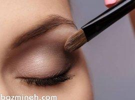 آموزش مرحله به مرحله آرایش صورت - آرایش و گریم چشم