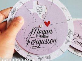 چند مدل کارت دعوت خلاقانه و عجیب و غریب برای تمامی جشن ها