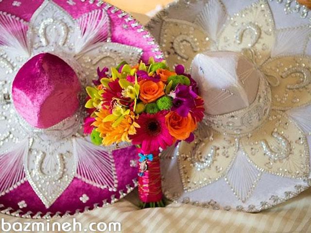 رسوم عروسی در مکزیک