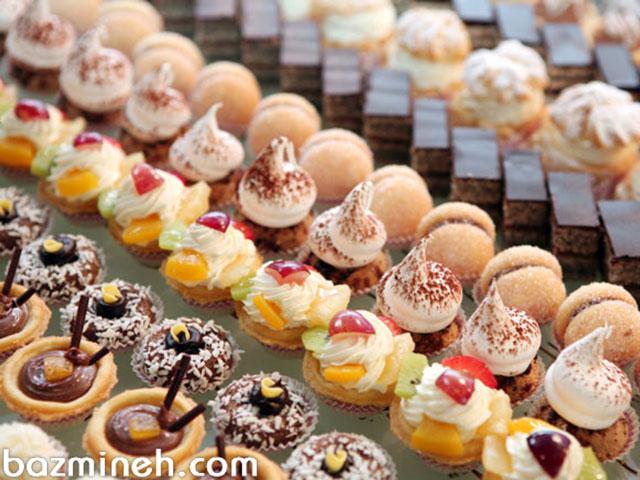 کدام شیرینی ها برای مراسم عروسی مناسبتر هستند؟