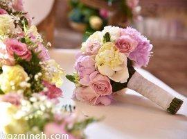 نگهداری از دسته گل عروس بعد از عروسی