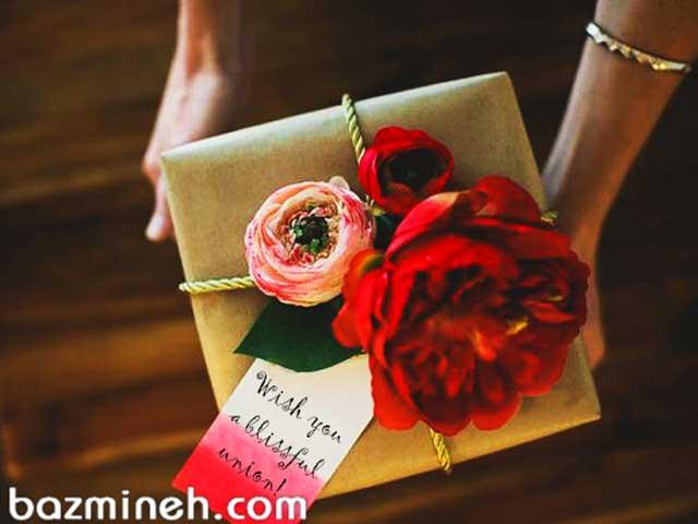 چگونه بهترین کادوی عروسی را هدیه دهیم؟